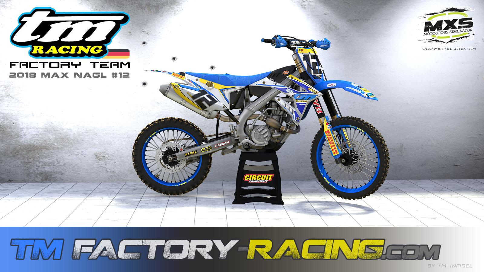 TM Factory-Racing - Team TMFR